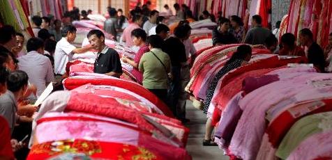 海门叠石桥家纺全方位优惠措施激励企业创牌